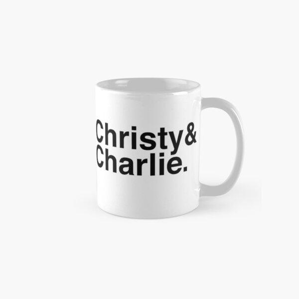 Christy & Charlie Classic Mug