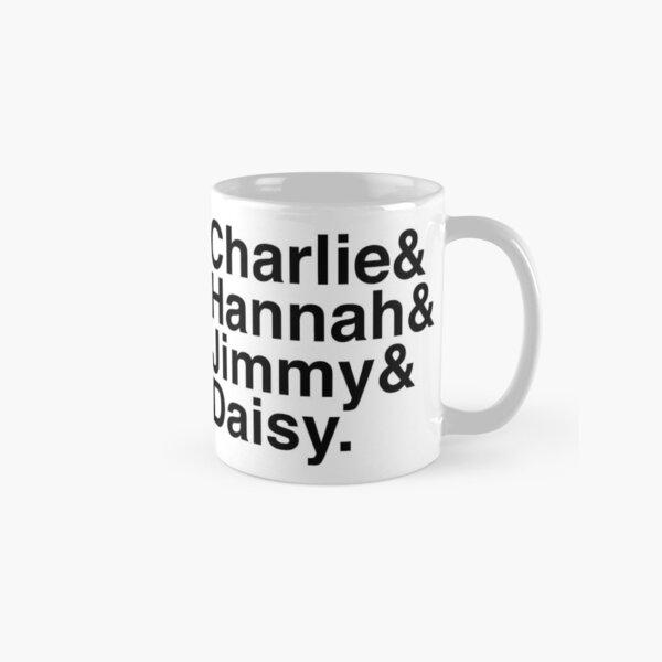 Charlie Hannah Jimmy Daisy Classic Mug