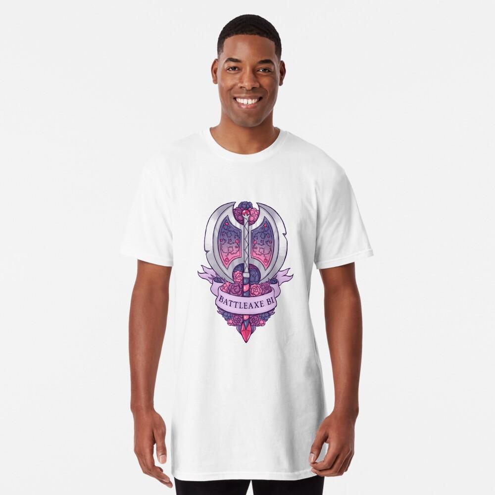 BATTLEAXE BI Longshirt