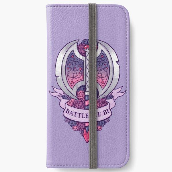 BATTLEAXE BI iPhone Wallet