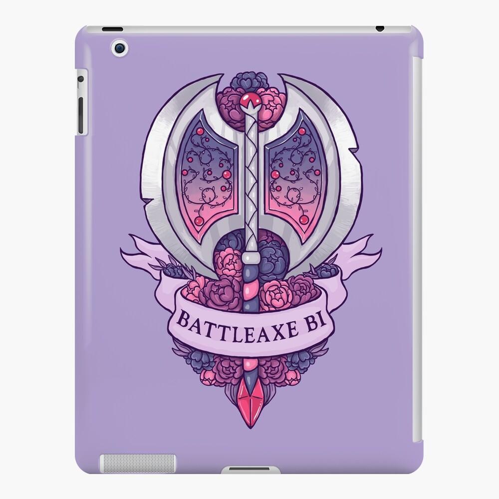 BATTLEAXE BI iPad-Hülle & Skin