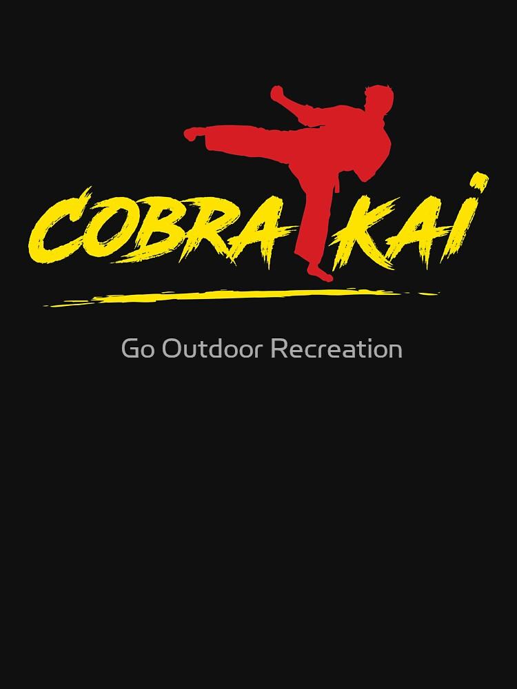 Cobra Kai von JoaoDesigner