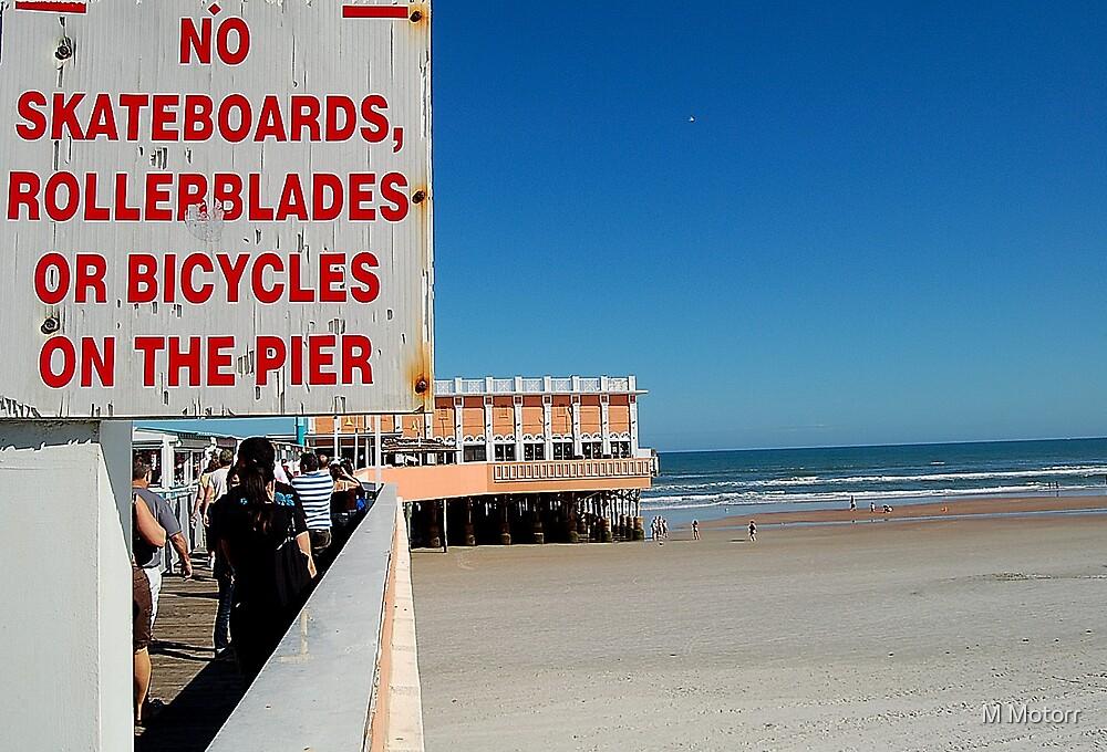 Pier by M Motorr