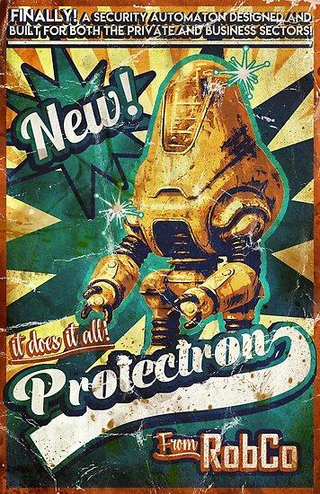 Protectron Anzeige von jenkem69