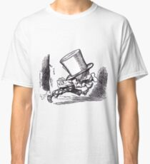 The Mad Hatter Leaving Classic T-Shirt