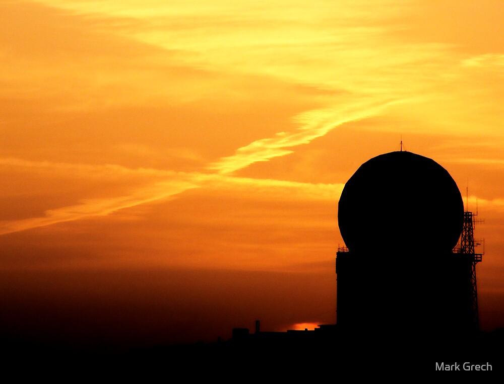 DINGLI SUNSET 2 by Mark Grech