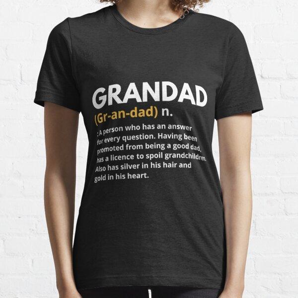 Grandad Definition Essential T-Shirt