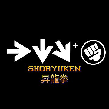 Shoryuken by 16TonPress
