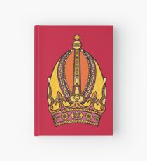Nice hat Hardcover Journal