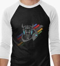 Camiseta ¾ bicolor para hombre Voltron