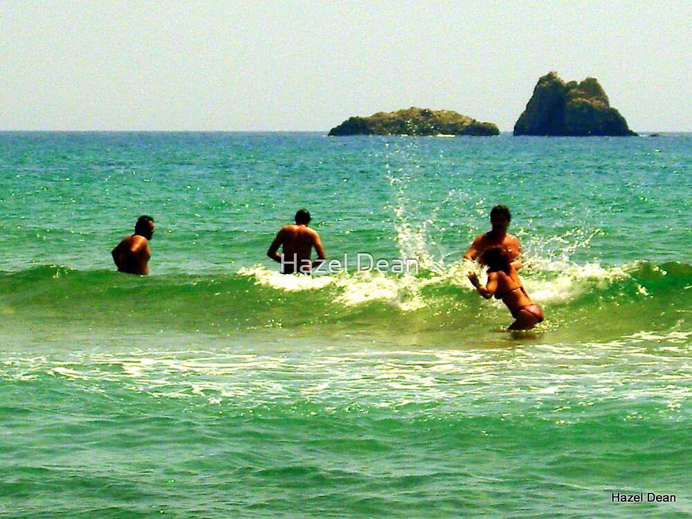 Catching Waves by Hazel Dean