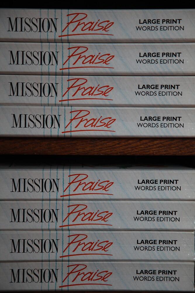 Mission Praise by Jeff  Wilson