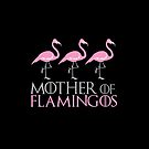 Mother of Flamingoes by jazzydevil