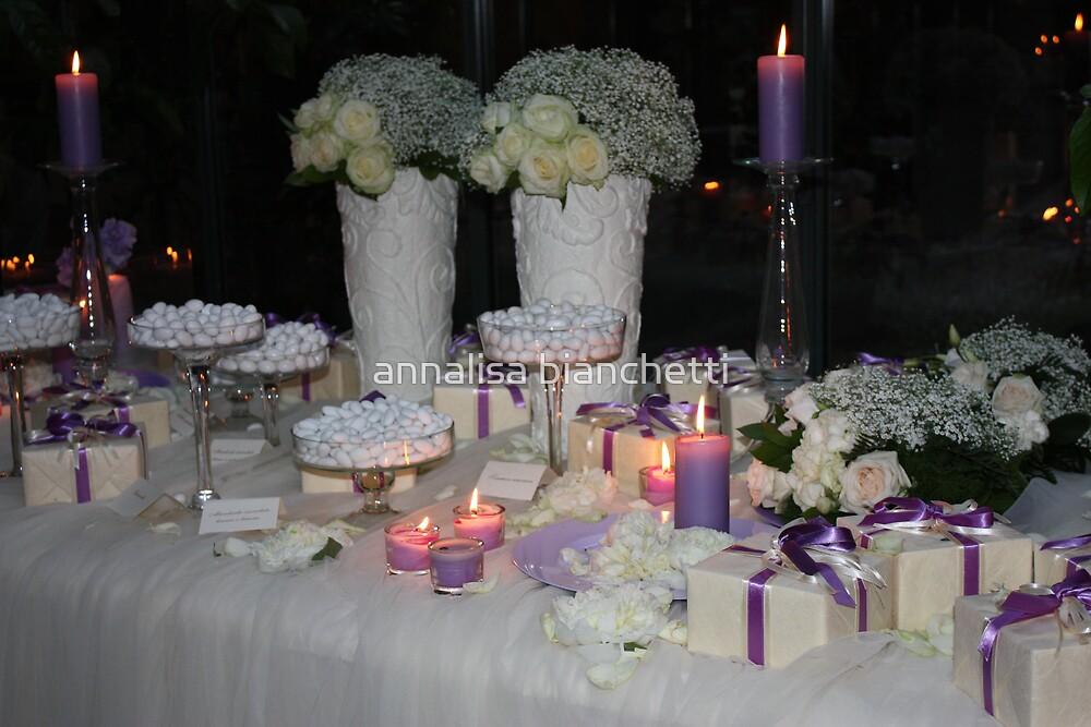 Romantic presentation by annalisa bianchetti