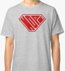 Hope SuperEmpowered (Red) Classic T-Shirt
