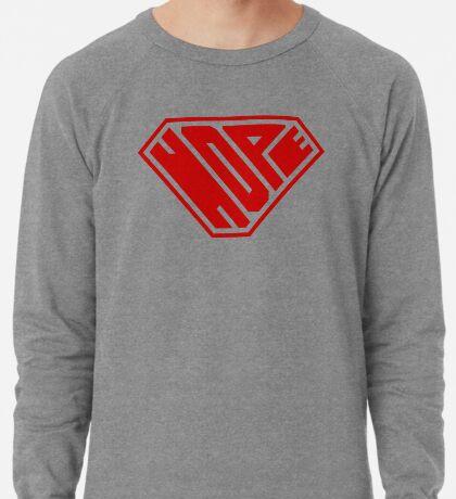 Hope SuperEmpowered (Red) Lightweight Sweatshirt