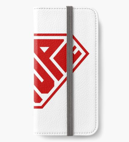 Hope SuperEmpowered (Red) iPhone Wallet
