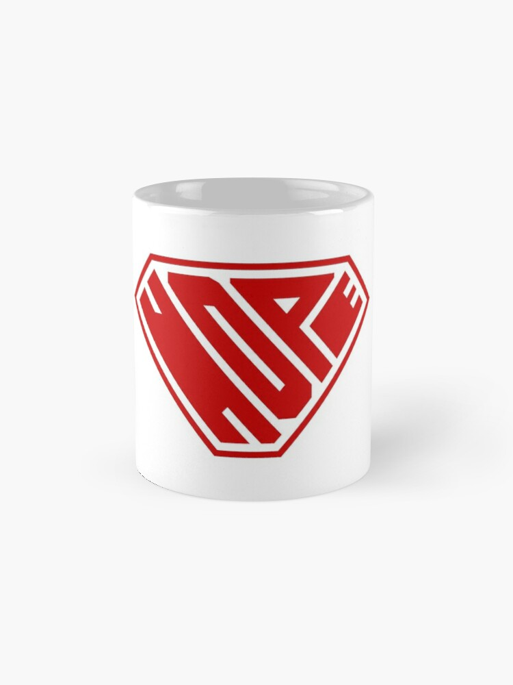 Alternate view of Hope SuperEmpowered (Red) Classic Mug