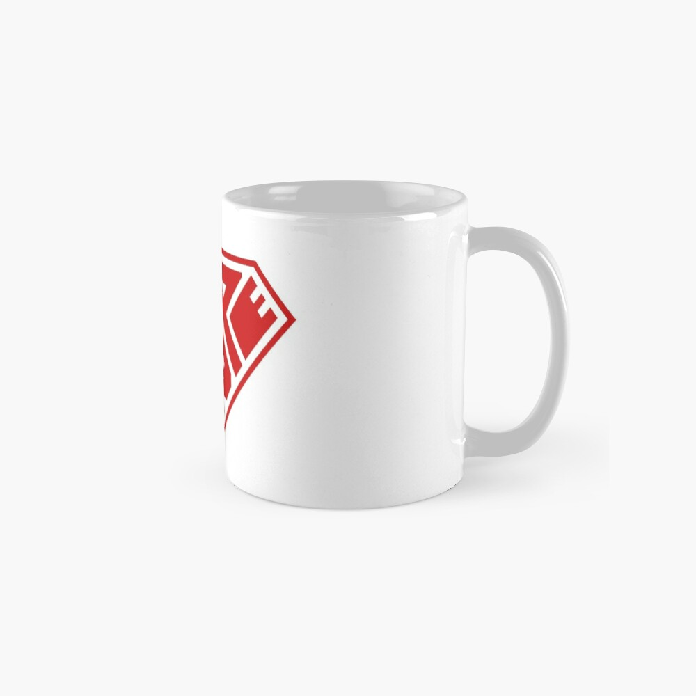 Hope SuperEmpowered (Red) Classic Mug
