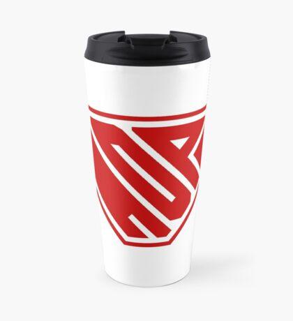 Hope SuperEmpowered (Red) Travel Mug