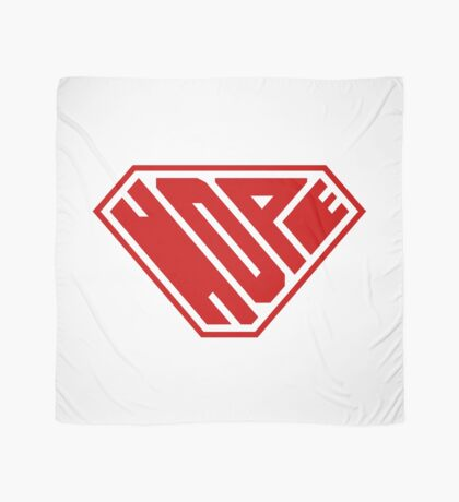 Hope SuperEmpowered (Red) Scarf