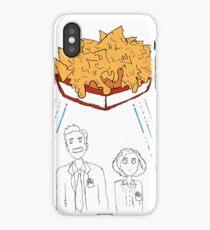 Tex-Mex-Files iPhone Case