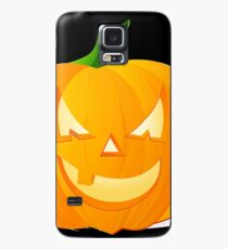 Helloween pumpkin lantern Case/Skin for Samsung Galaxy