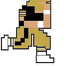 Tecmo Bowl New Orleans by jackandcharlie