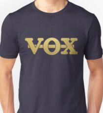 Vintage VOX Logo Slim Fit T-Shirt