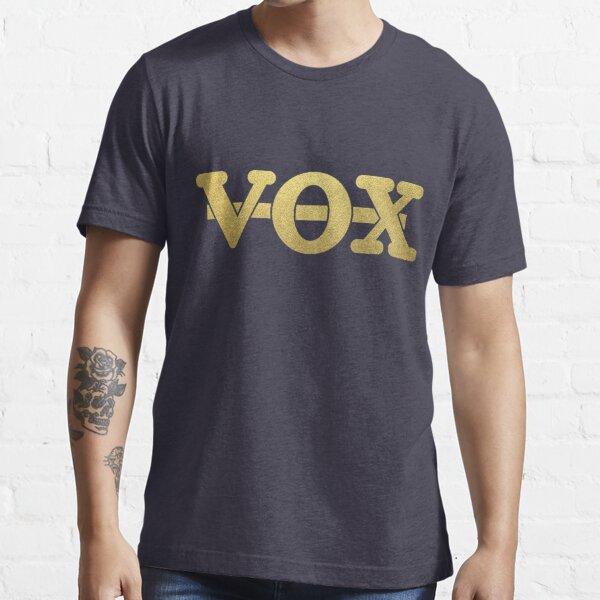 Vintage VOX Logo Essential T-Shirt
