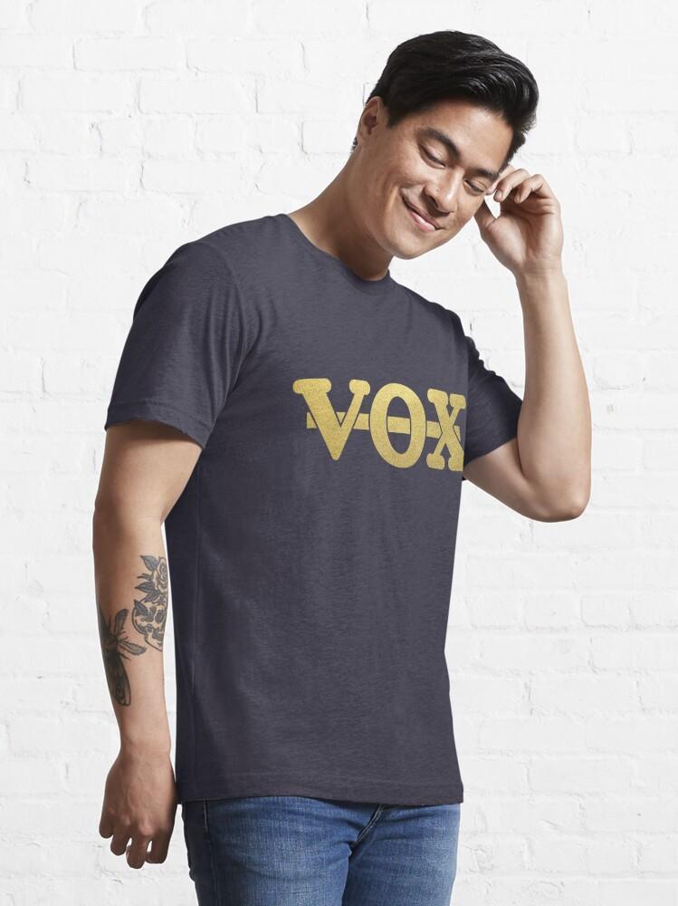 Alternate view of Vintage VOX Logo Essential T-Shirt