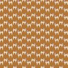 completely cute pugs pattern girls and boys by jazzydevil