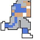 Tecmo Bowl Detroit 8-bit DET by jackandcharlie