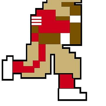 Tecmo Bowl S.F. - 8-bit San Francisco by jackandcharlie