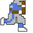 Tecmo Bowl DET - 8-bit Detroit by jackandcharlie