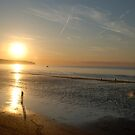 Whitby Sunset by dougie1
