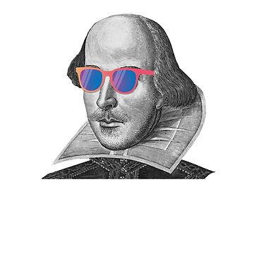 William Shakespeare Summer Sunglasses by boofandeddy