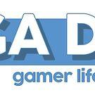 Mega Dads Logo by Adam Leonhardt