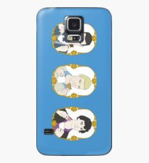 Tea Time - Trio Case/Skin for Samsung Galaxy