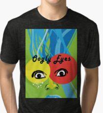 Oogly Eyes Tri-blend T-Shirt
