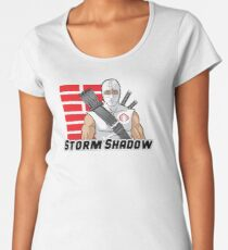 Storm Shadow Women's Premium T-Shirt