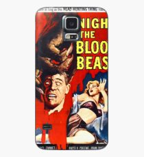 NIGHT OF THE BLOOD BEAST Case/Skin for Samsung Galaxy