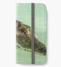 Gator  by Unknown iPhone Wallet/Case/Skin
