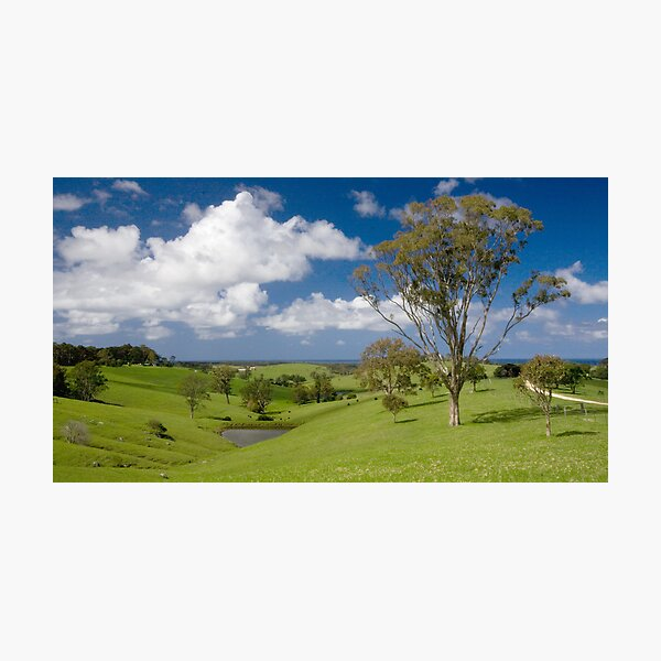 New South Wales South Coast Photographic Print