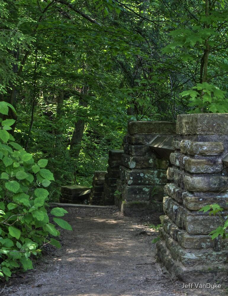 Trail #6 by Jeff VanDyke