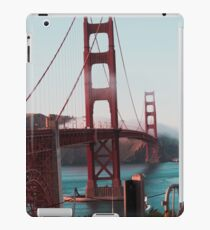 Golden Gate Bridge iPad Case/Skin