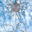 Sunflower by Philip Mitchell Graham