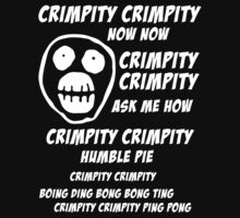 Mighty Boosh - Crimpity Crimpity