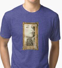 She Waits Tri-blend T-Shirt