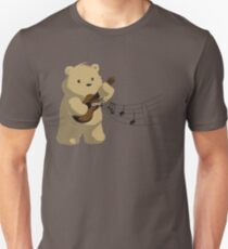 Musical Teddy Unisex T-Shirt